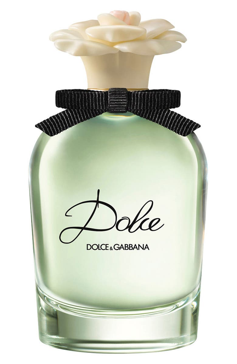 DOLCE&GABBANA BEAUTY Dolce Eau de Parfum Spray, Main, color, NO COLOR