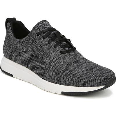 Vince Palo Knit Sneaker- Grey