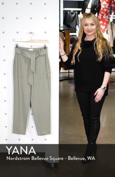 Tie Front Pants, sales video thumbnail