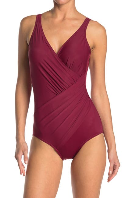 Image of Miraclesuit Must Have Oceanus One-Piece Swimsuit