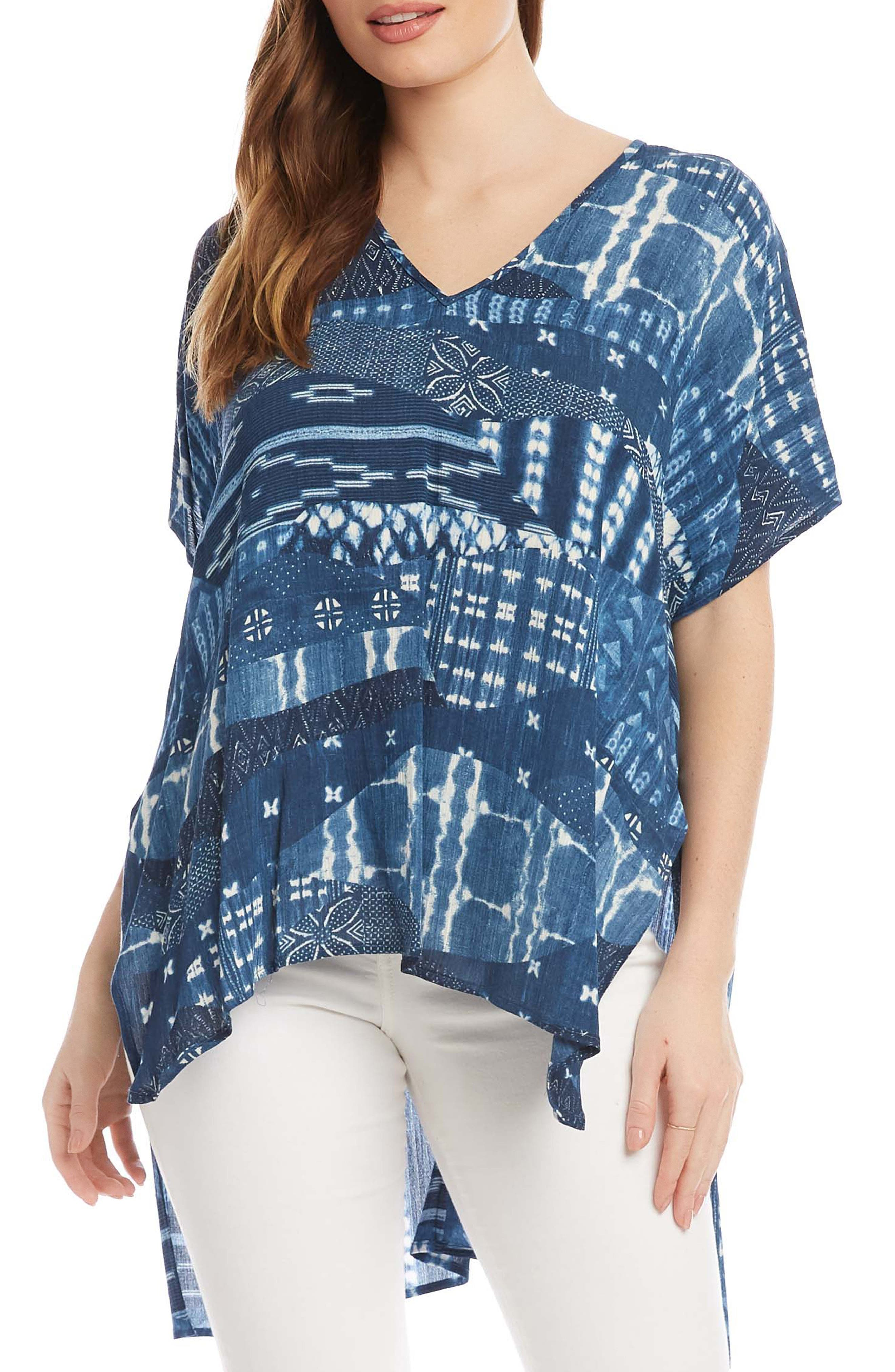 High/low Tunic Top