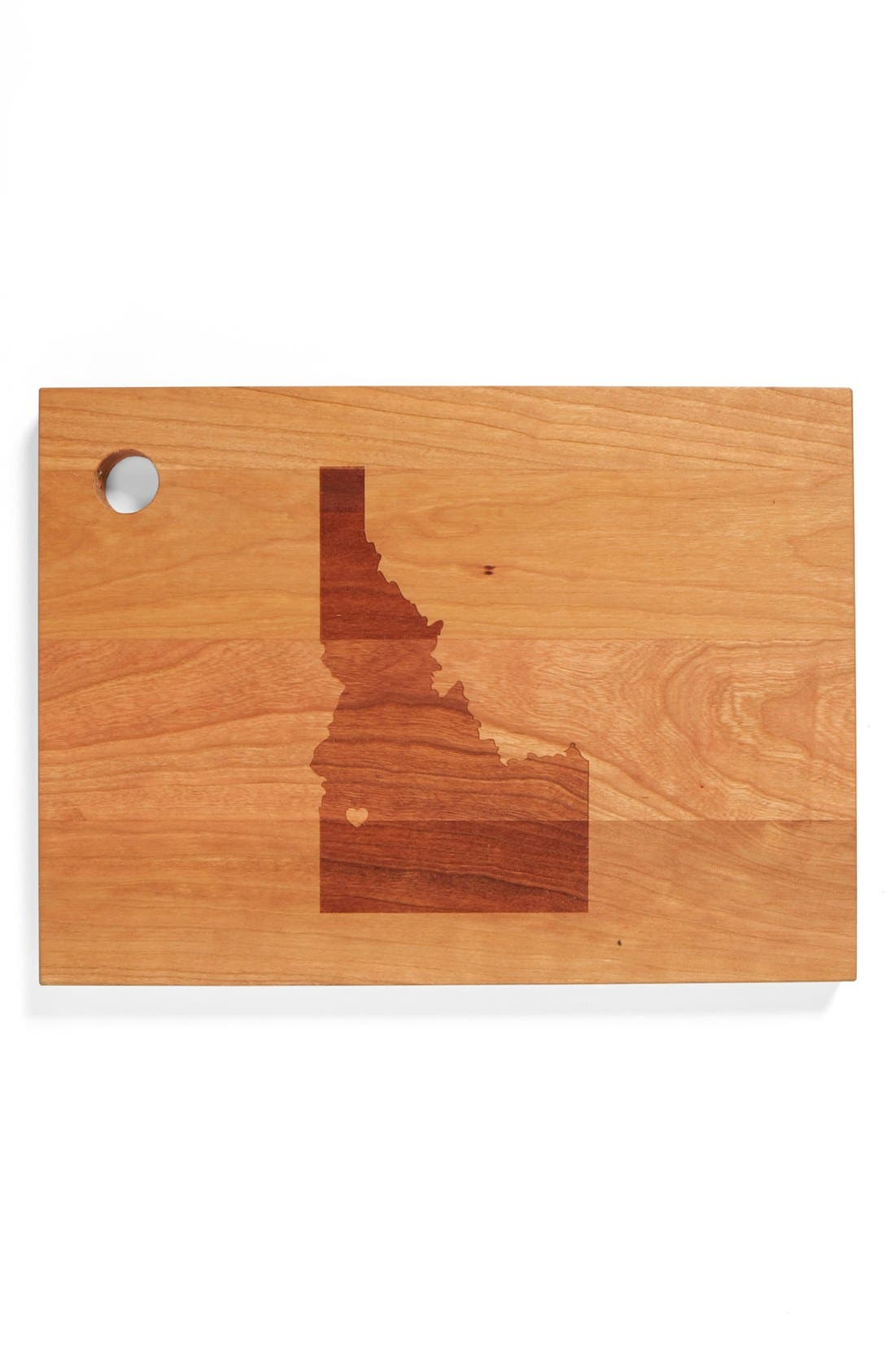 ,                             'State Silhouette' Cutting Board,                             Main thumbnail 12, color,                             211