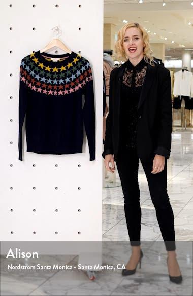 Zoe Fair Isle Sweater, sales video thumbnail