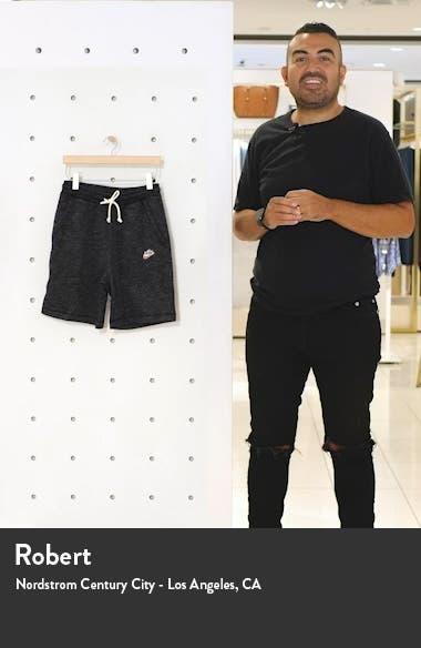 Sportswear Heritage Fleece Shorts, sales video thumbnail
