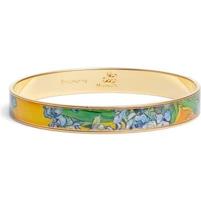 Erwin Pearl Irises Medium Bangle Bracelet