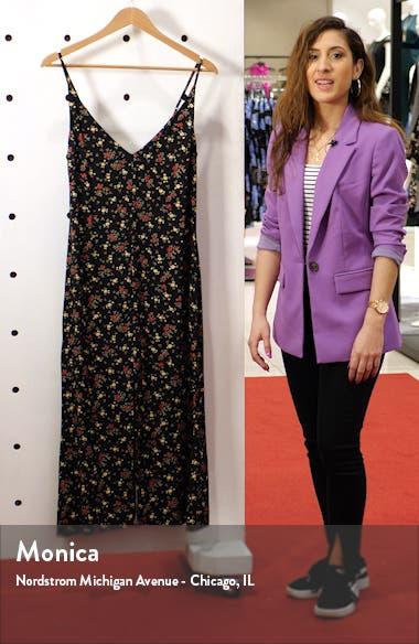 Bates Sleeveless Midi Dress, sales video thumbnail