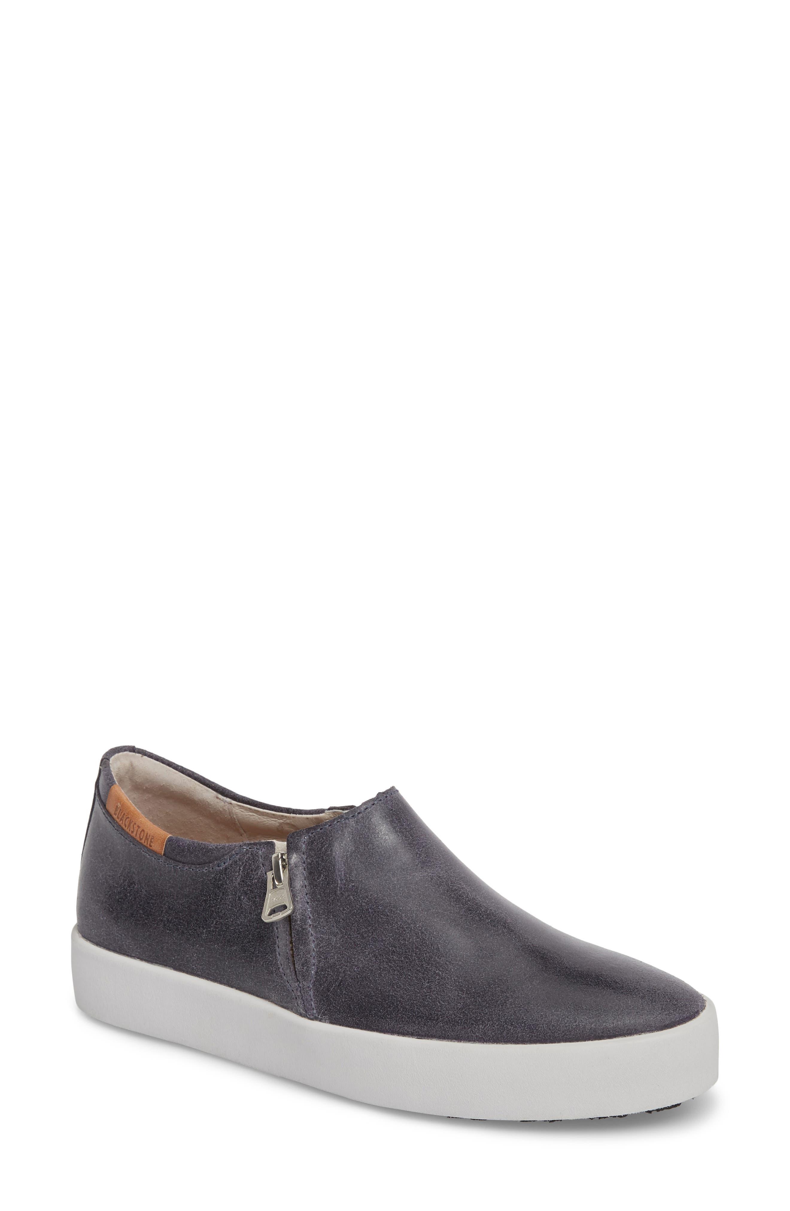 Blackstone Pl75 Slip-On Sneaker Blue