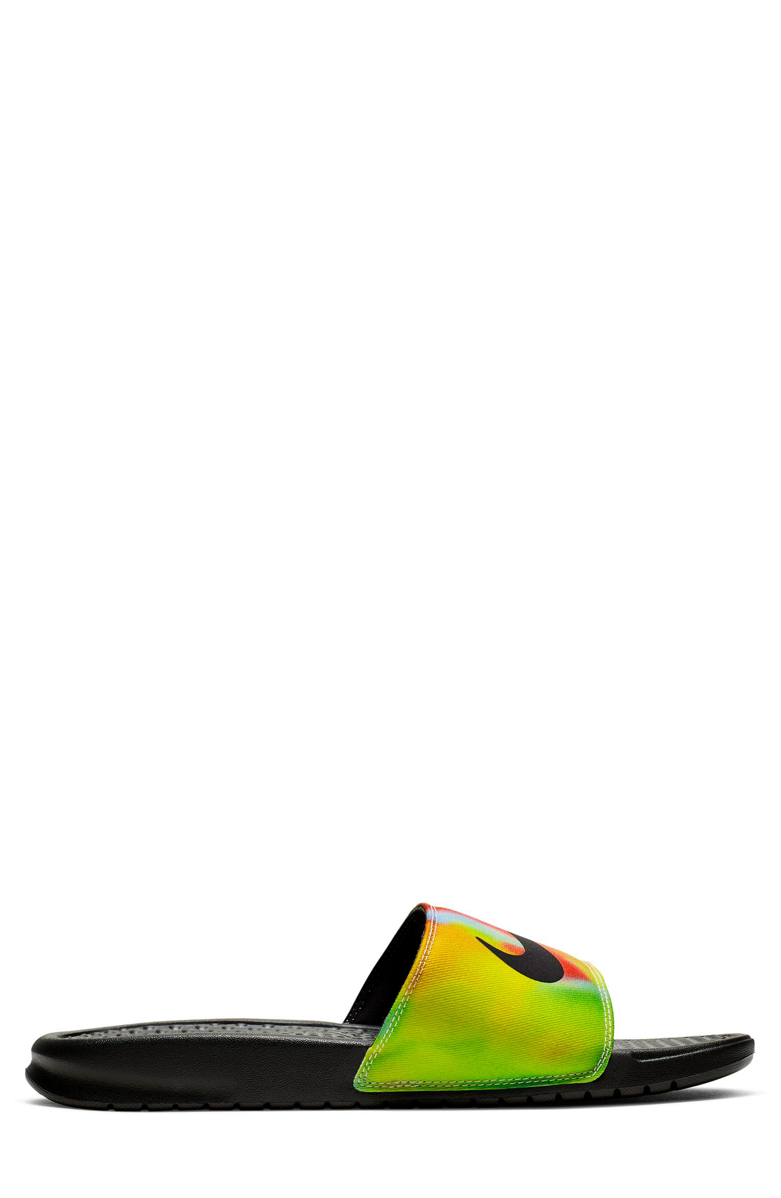 Nike Benassi JDI Tie Dye Sport Slide (Unisex)