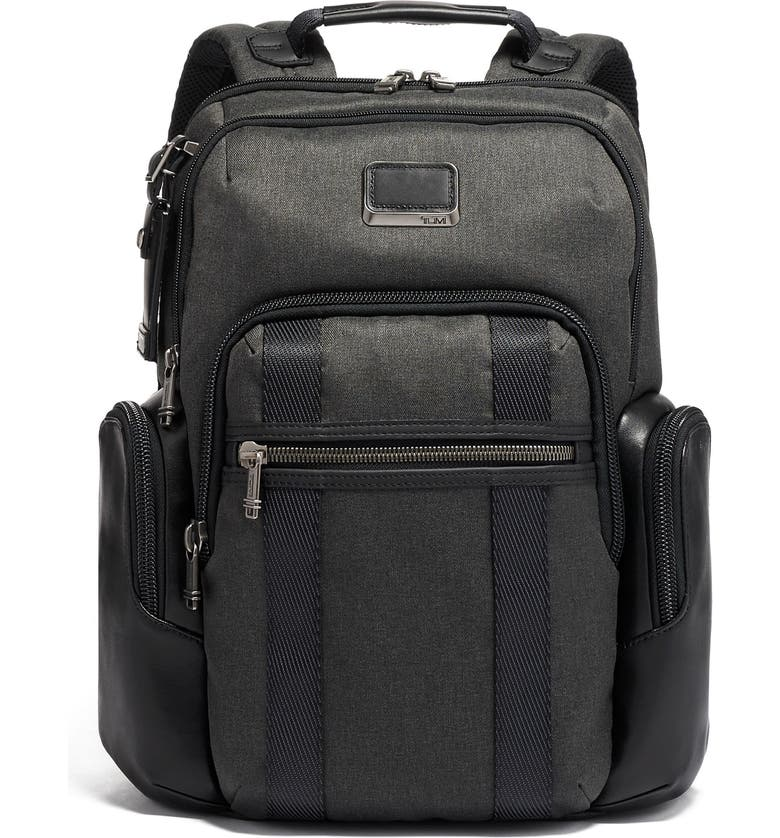 TUMI Alpha Bravo Nellis Backpack, Main, color, 027