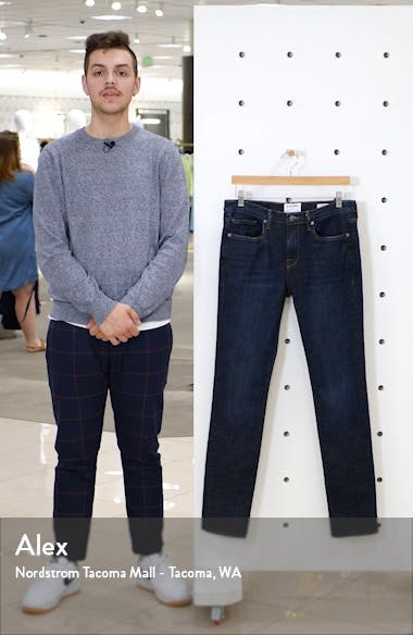 L'Homme Skinny Fit Jeans, sales video thumbnail