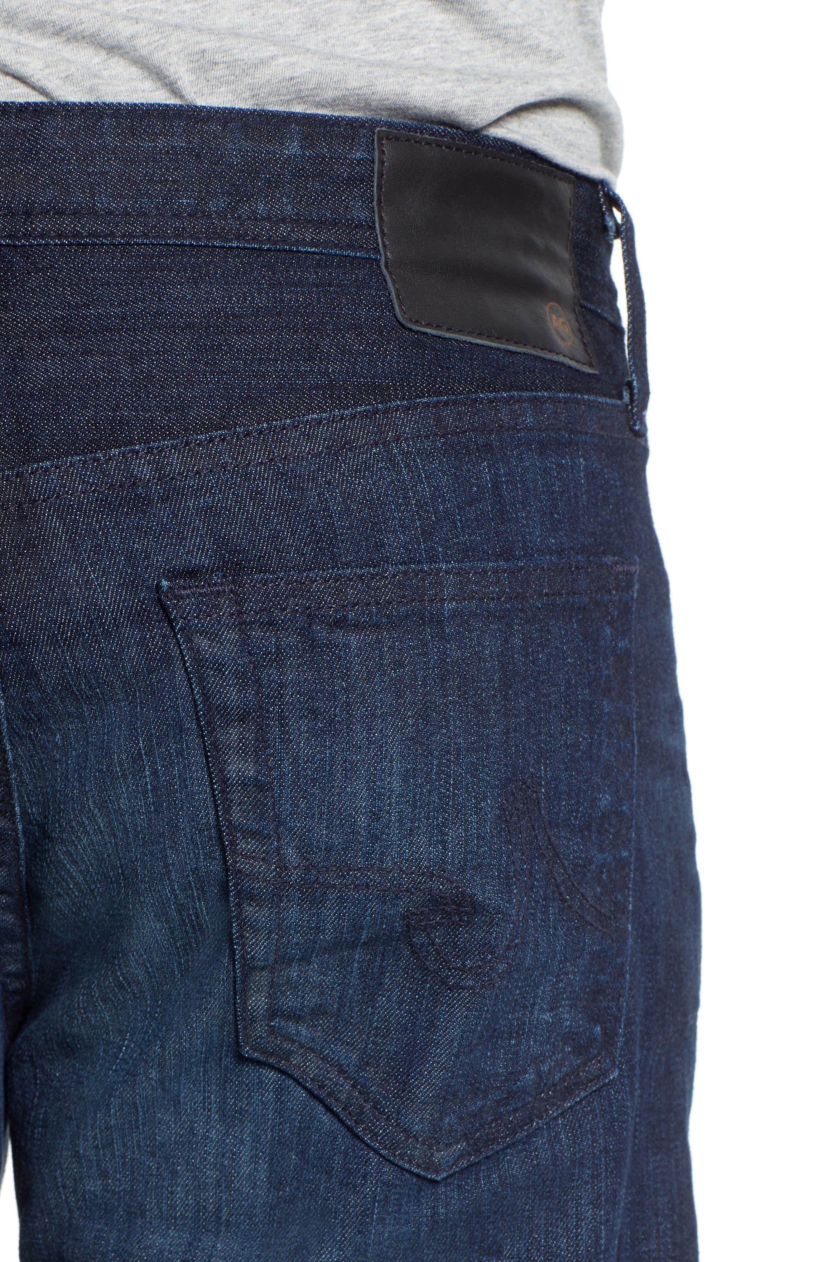 ,                             'Protégé' Straight Leg Jeans,                             Alternate thumbnail 11, color,                             478