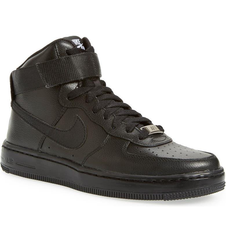NIKE 'AF-1 Ultra ForceESS' High TopSneaker, Main, color, 001