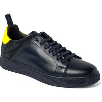 Jared Lang Bari Sneaker, Blue