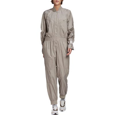 Addas By Stella Mccartney Jumpsuit, Grey