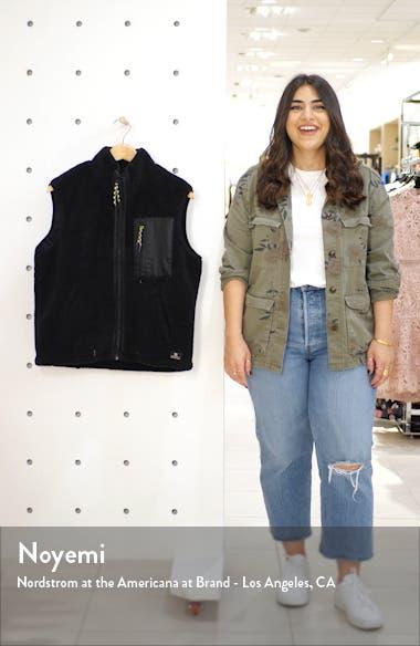Urban Outfitters Fleece Vest, sales video thumbnail