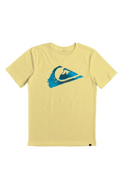 Quiksilver Tops KIDS' YOUNG MOUNTAIN GRAPHIC TEE