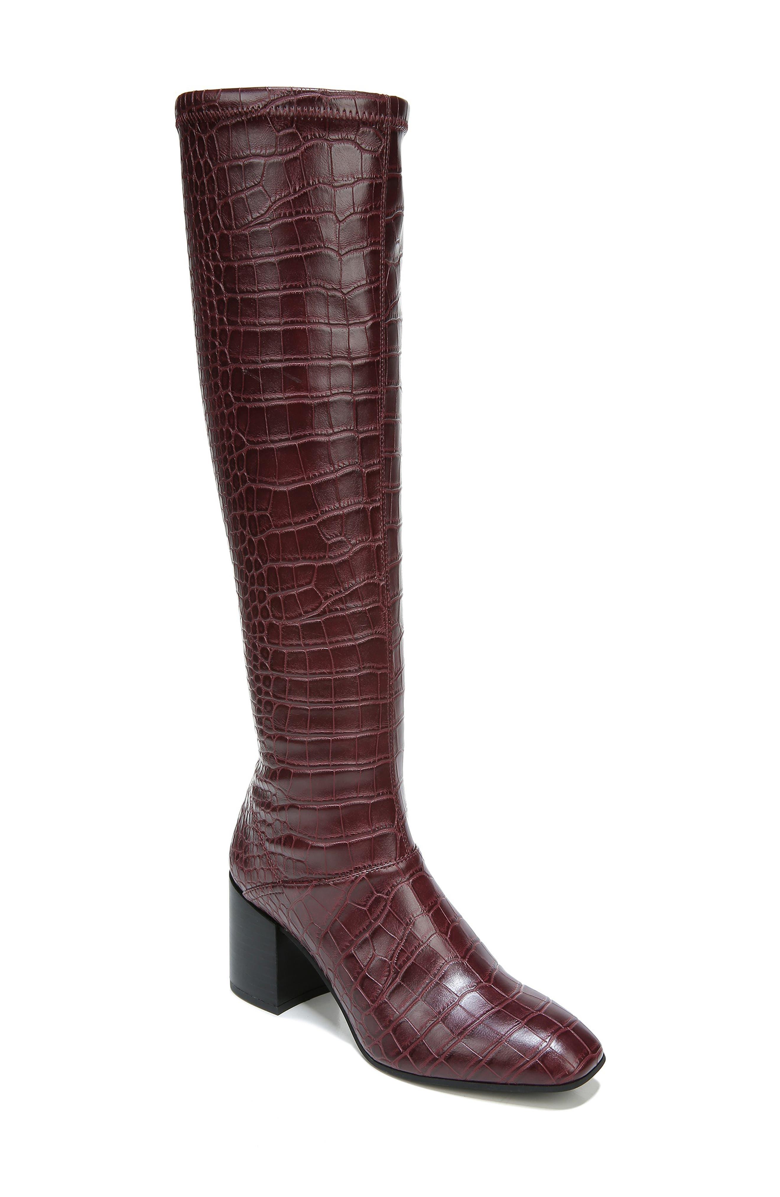 L-Tribute Knee High Boot