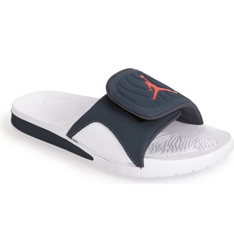 info for c252a 6f42a Nike 'Jordan Hydro 4' Slide Sandal (Toddler & Little Kid ...