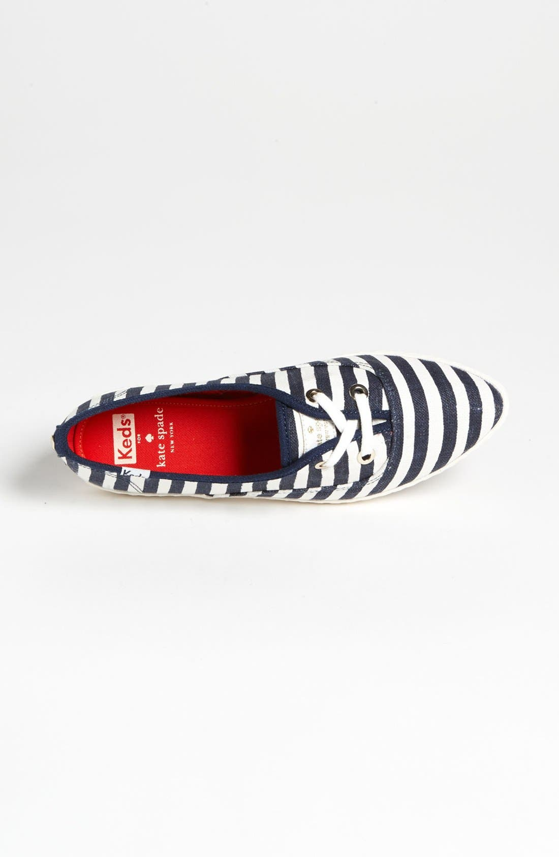 ,                             Keds<sup>®</sup> for kate spade new york 'pointer' sneaker,                             Alternate thumbnail 4, color,                             473