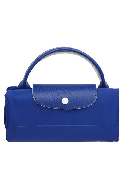 Extra Large Le Pliage Club Travel Tote - Blue In Cobalt