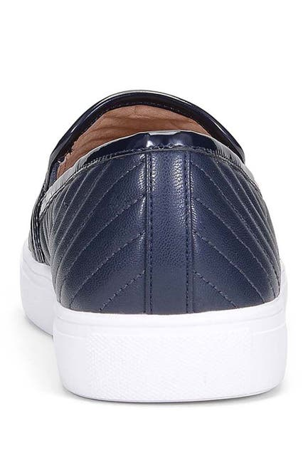 Image of Donald Pliner Pammy Leather Slip-On Sneaker