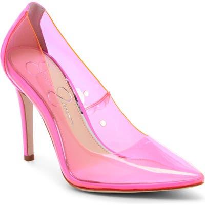 Jessica Simpson Pixera Pump- Pink
