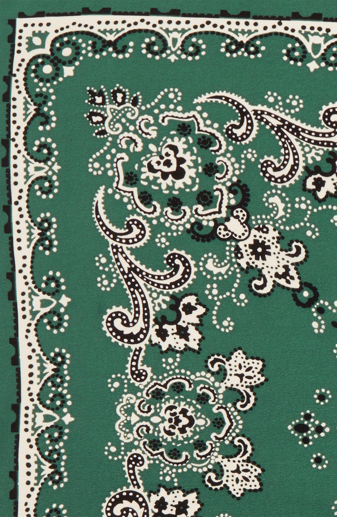 ,                             Silk Bandana,                             Alternate thumbnail 13, color,                             399
