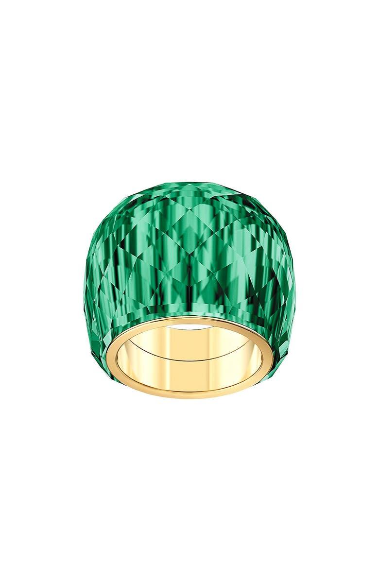 SWAROVSKI Nirvana Ring, Main, color, EMRD/ PGO