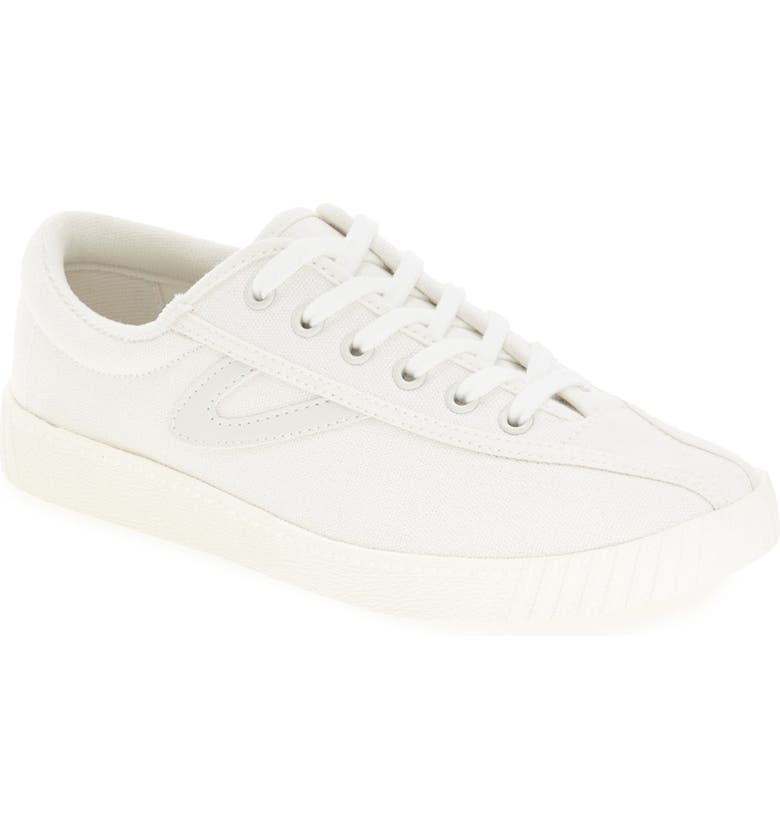 TRETORN Nylite Plus Sneaker, Main, color, VINTAGE WHITE/ WHITE