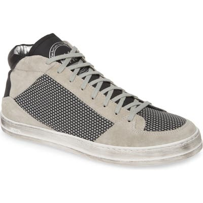 P448 Queensmid Colorblock Sneaker,8.5 US/4 - Grey