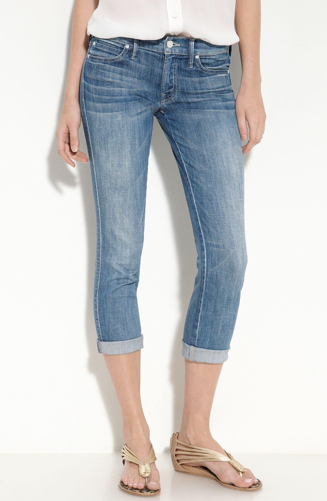 ,                             'Rascal' Crop Stretch Jeans,                             Alternate thumbnail 2, color,                             401