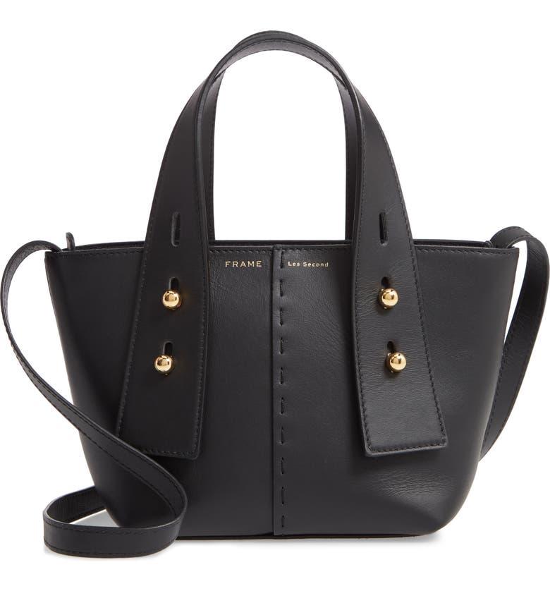 FRAME Les Second Mini Crossbody Bag, Main, color, 001