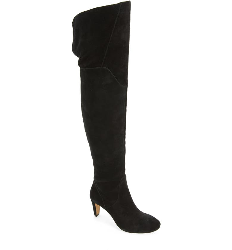 VINCE CAMUTO Armaceli Over the Knee Boot, Main, color, 001