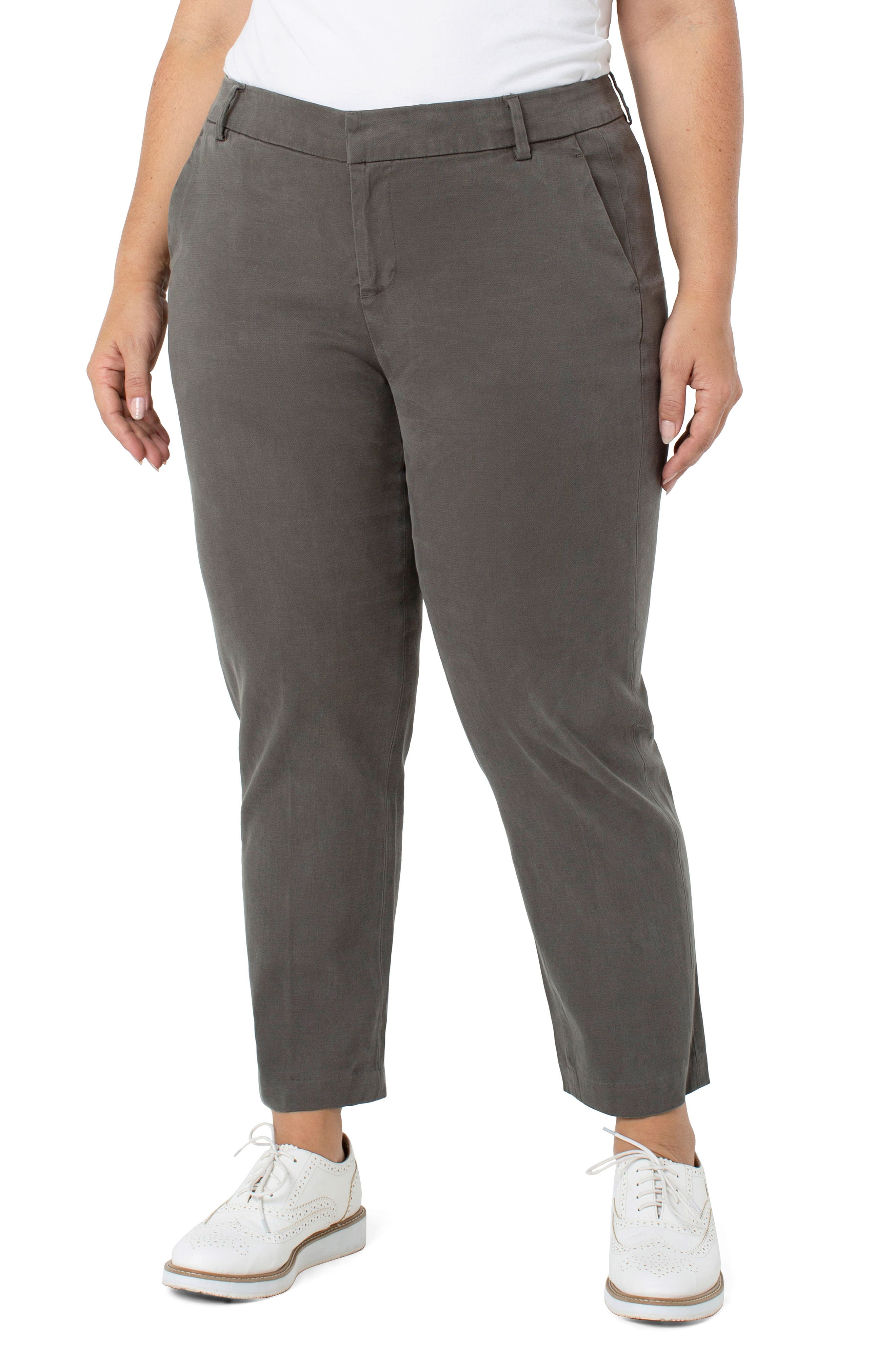 Kelsey Knit Ankle Trousers