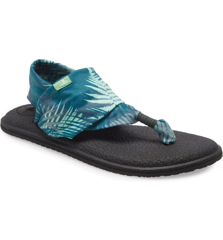 SANUK 'Yoga Sling 2' Sandal, Main, color, BIRCH PALM
