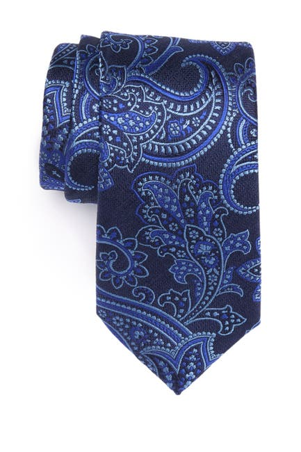 Image of Ted Baker London Contrast Paisley Silk Tie