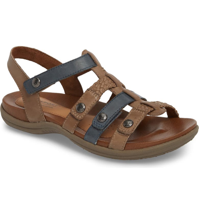 Rockport Cobb Hill Rubey T Strap Sandal Women
