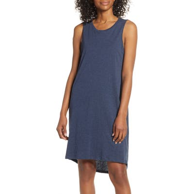 Papinelle High/low Nightgown, Blue