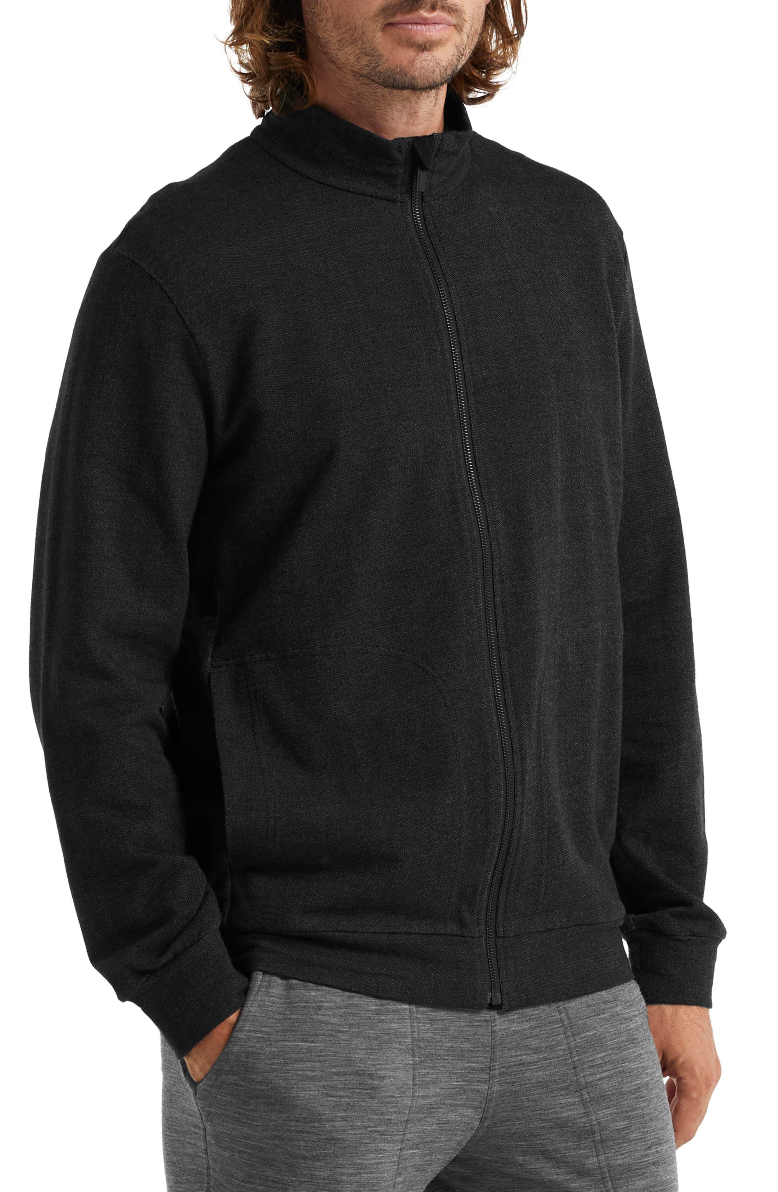 Central Full Zip Sweatshirt