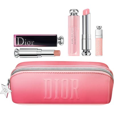 Dior Addicted To Glow Light Glow Lip Set - No Color (Nordstrom Exclusive) ($93 Value)