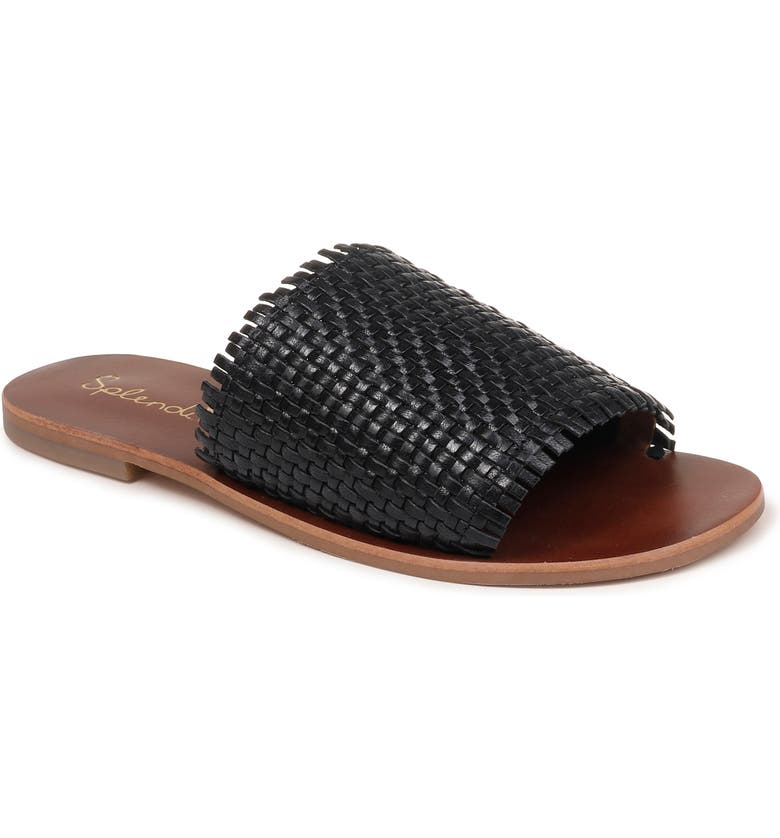 Splendid Truth Woven Slide Sandal Women