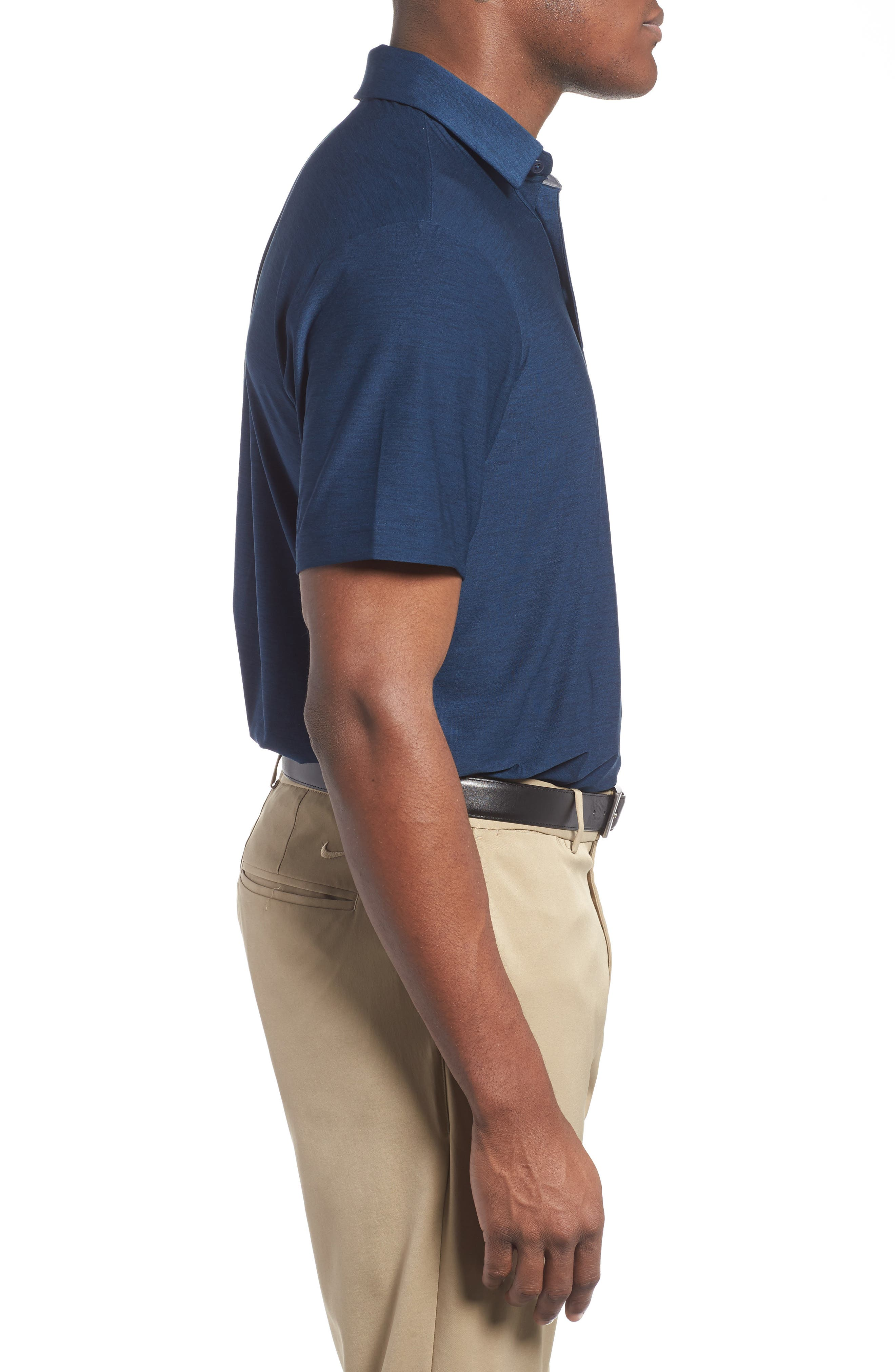 ,                             'Playoff' Loose Fit Short Sleeve Polo,                             Alternate thumbnail 333, color,                             498