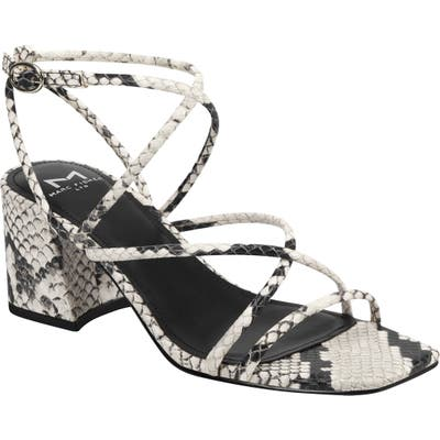 Marc Fisher Ltd Nakita Sandal- Grey