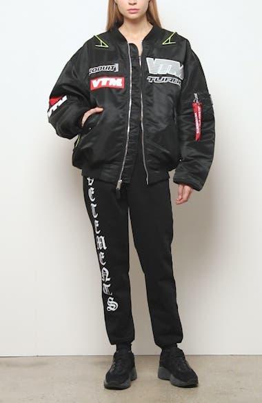 Motorcycle Bomber Jacket, video thumbnail
