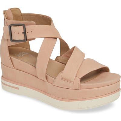 Eileen Fisher Boost Wedge Sandal- Pink