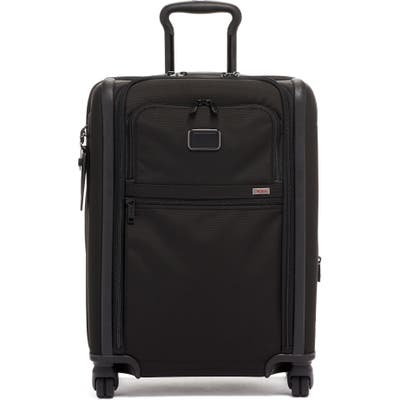 Tumi Alpha 3 Collection 22-Inch Wheeled Dual Access Continental Carry-On - Black