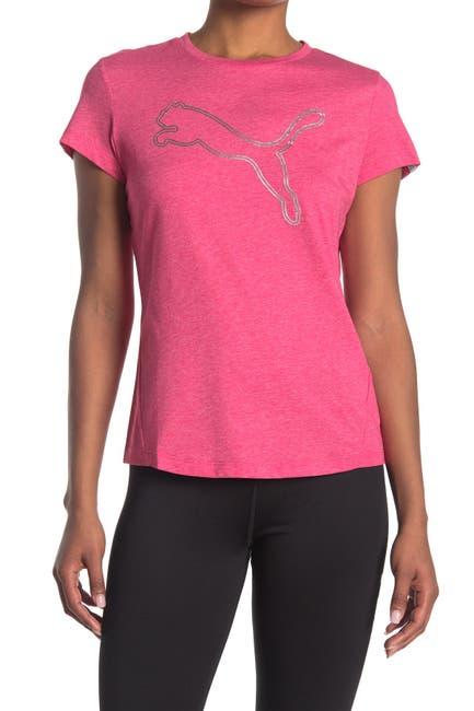 Image of PUMA Double Cat Foil T-Shirt