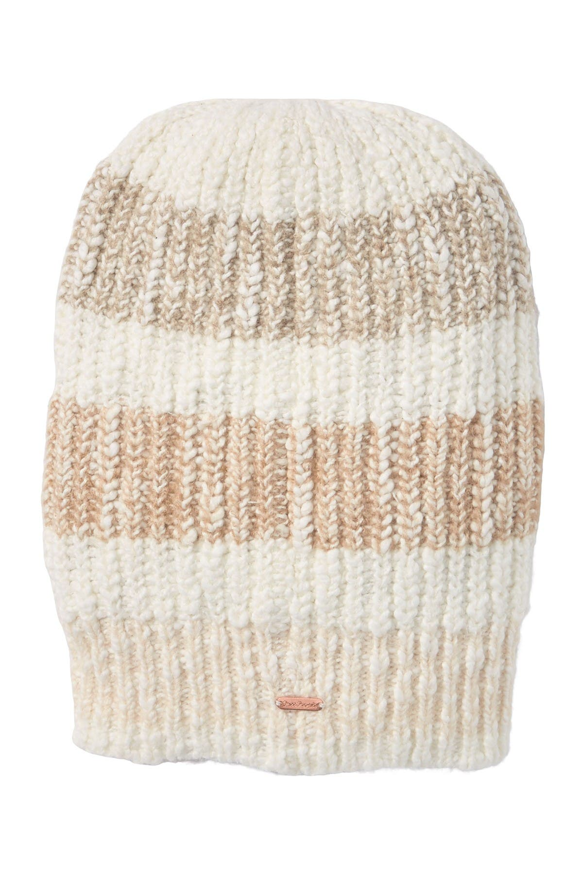 Image of Free People Cozy in Stripes Beanie