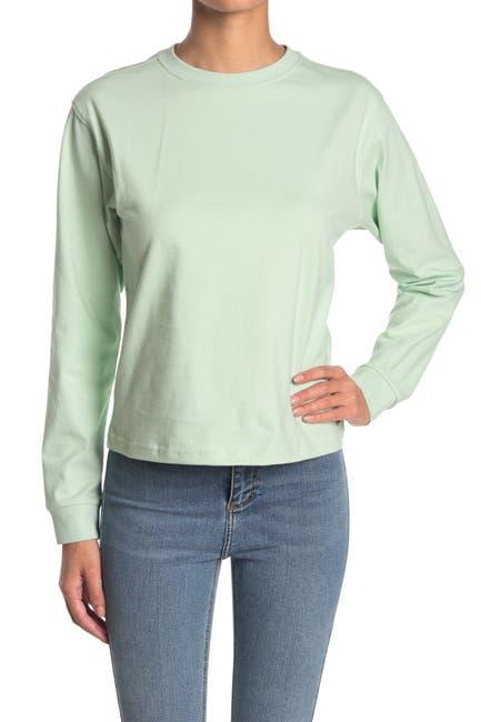 Image of MOUNTAIN HARDWEAR Hand/Hold Organic Cotton Long Sleeve T-Shirt
