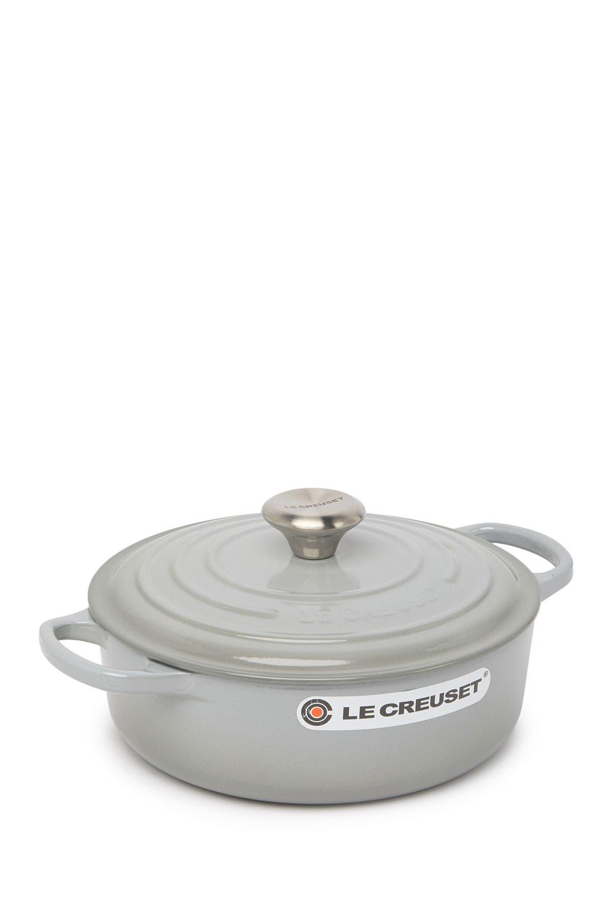 Image of Le Creuset Round Wide Dutch Oven - 3.5 Quart